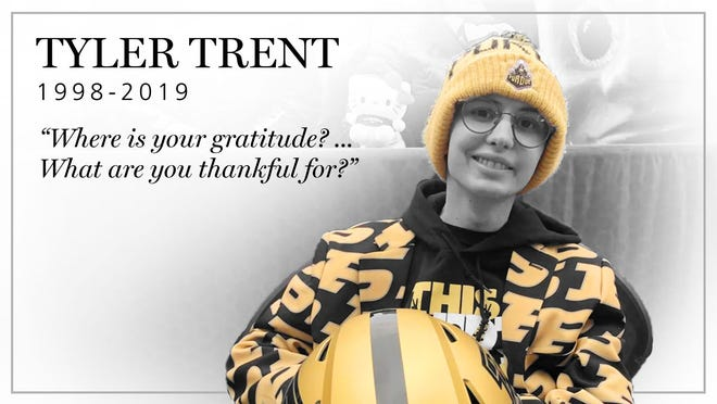 Remembering Tyler Trent, a Purdue superfan whose perseverance inspired people nationwide