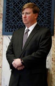 Lt. Gov. Tate Reeves