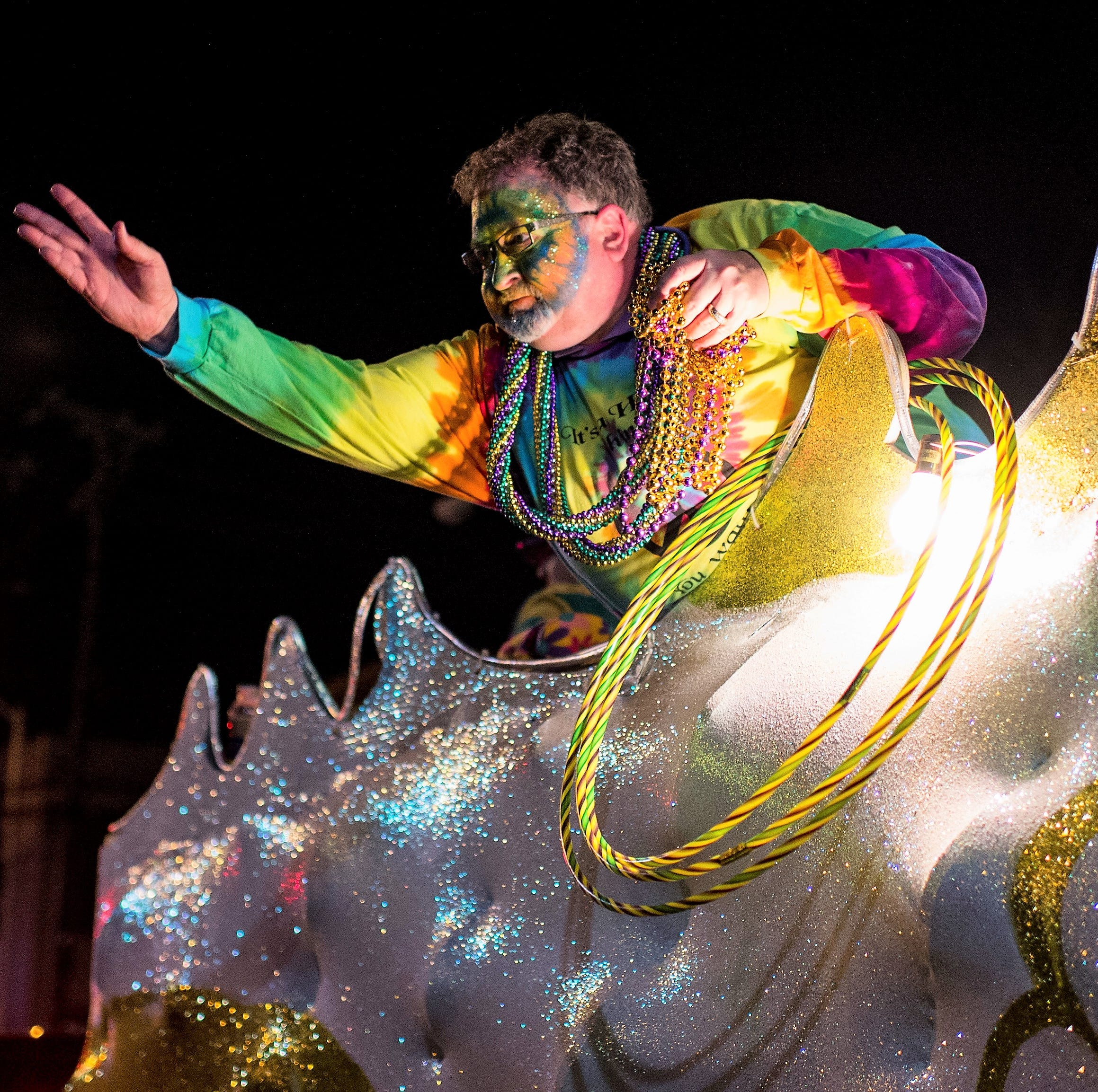 A new Friday night Mardi Gras parade? Maybe, but who?