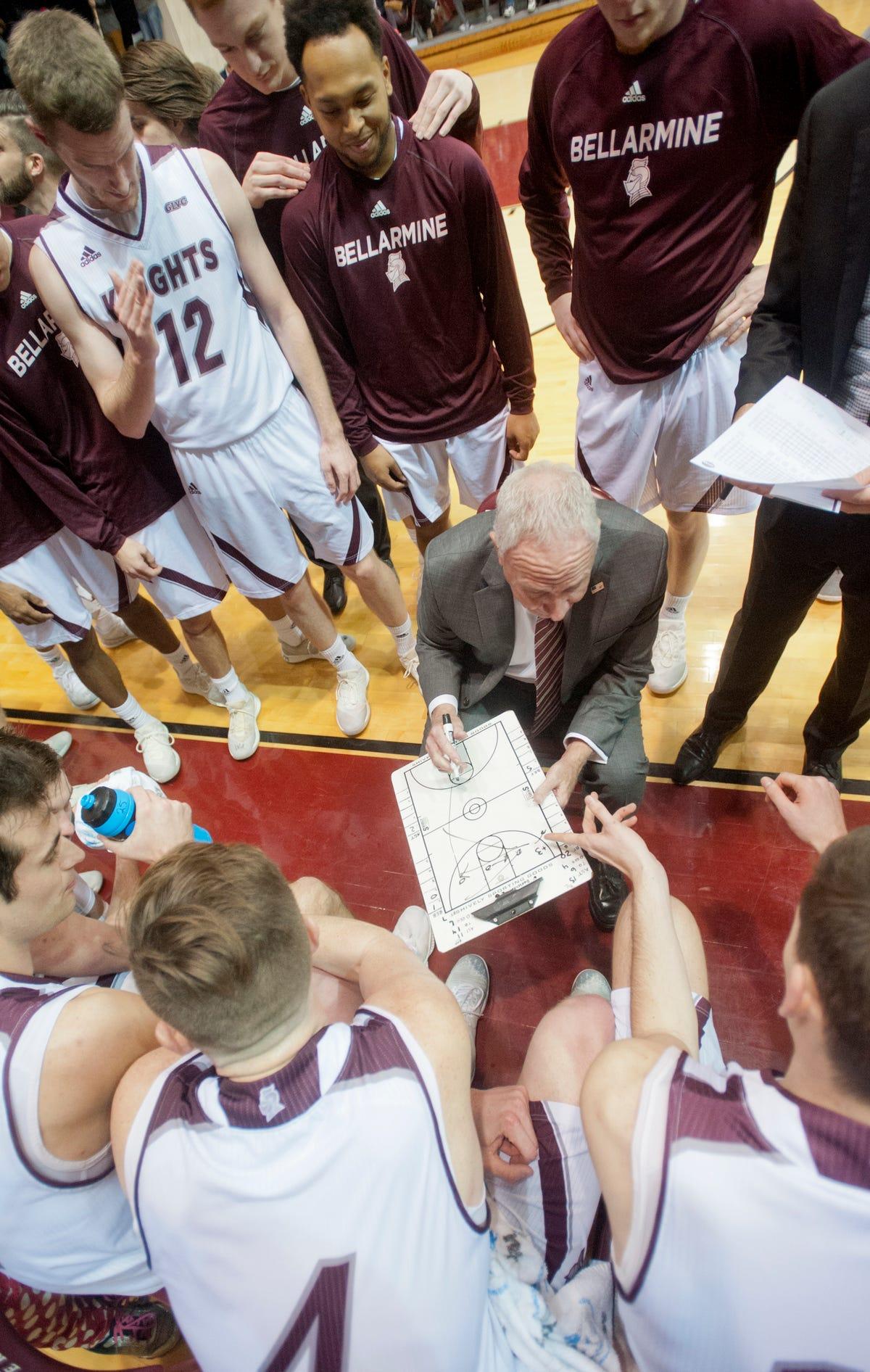 NCAA Division II Tournament  Bellarmine basketball tops Findlay