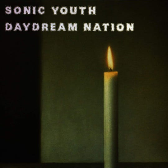 "The 1988 album ""Daydream Nation"" was a milestone for Sonic Youth."