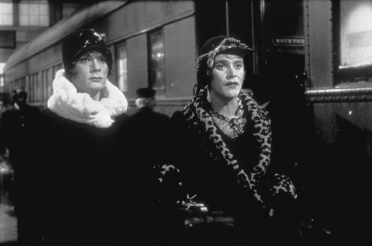 "Tony Curtis (left) and Jack Lemmon star in Billy Wilder's ""Some Like It Hot."""