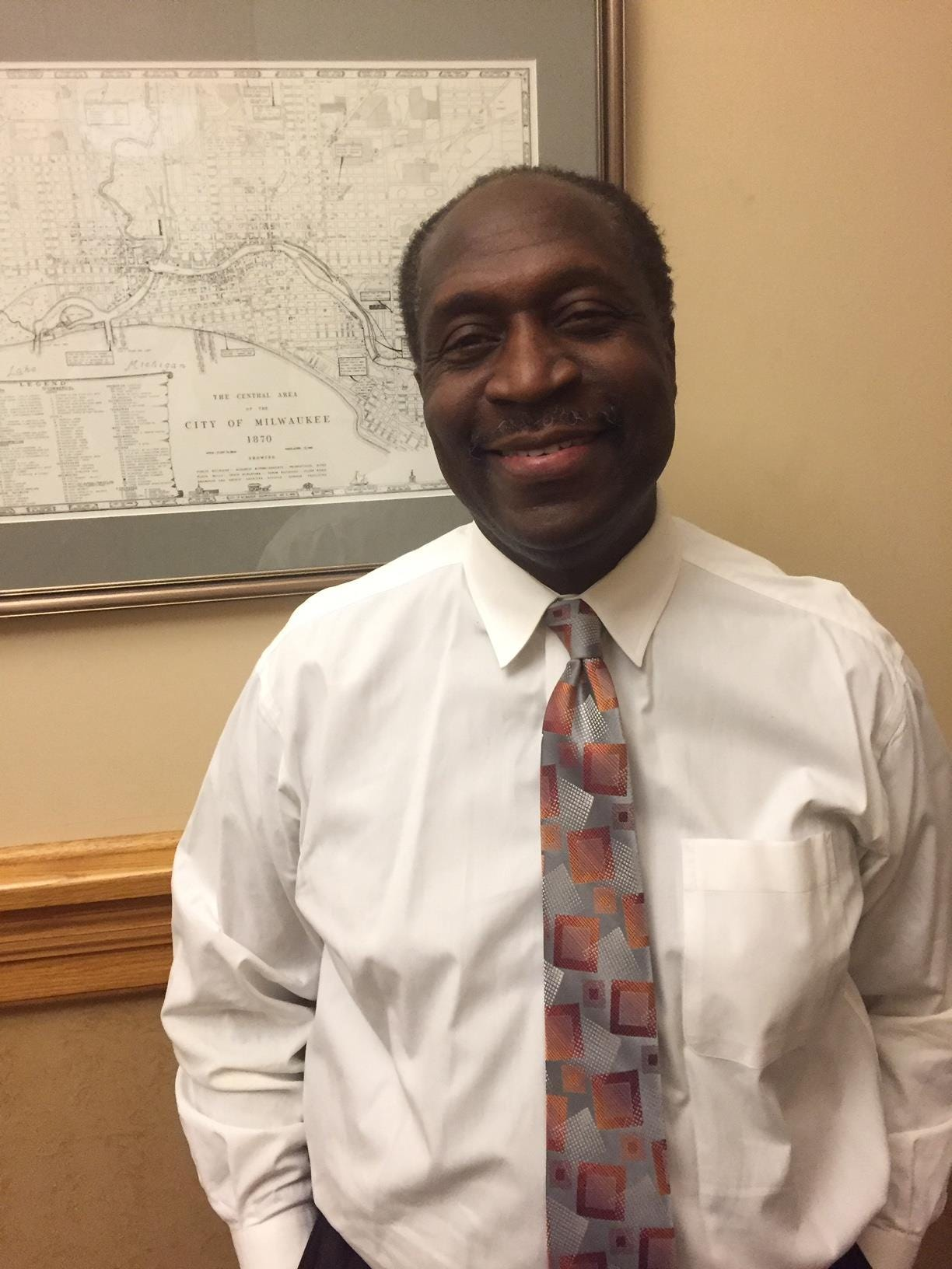 Ezzard White is moving his nonprofit construction trades training program, One Hope Made Strong Inc., to a vacant central city building that he will redevelop.