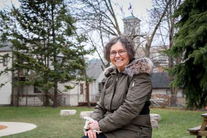 Margaret (Peggy) Rozga of Milwaukee will  be Wisconsin Poet Laureate for 2019-'20.