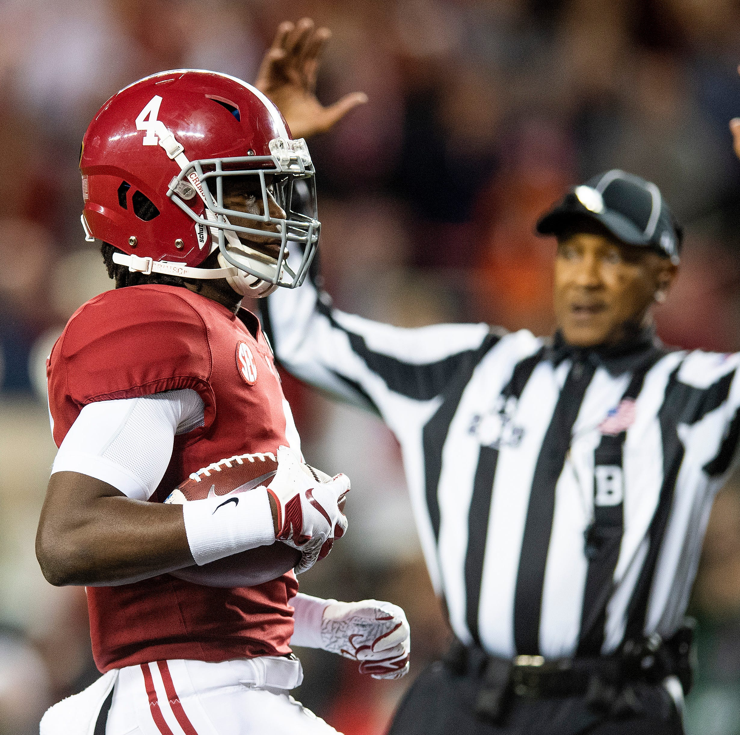 Alabama's 2019 Spring position preview: Stocked WR corps, uncertainty at TE lead pass attack