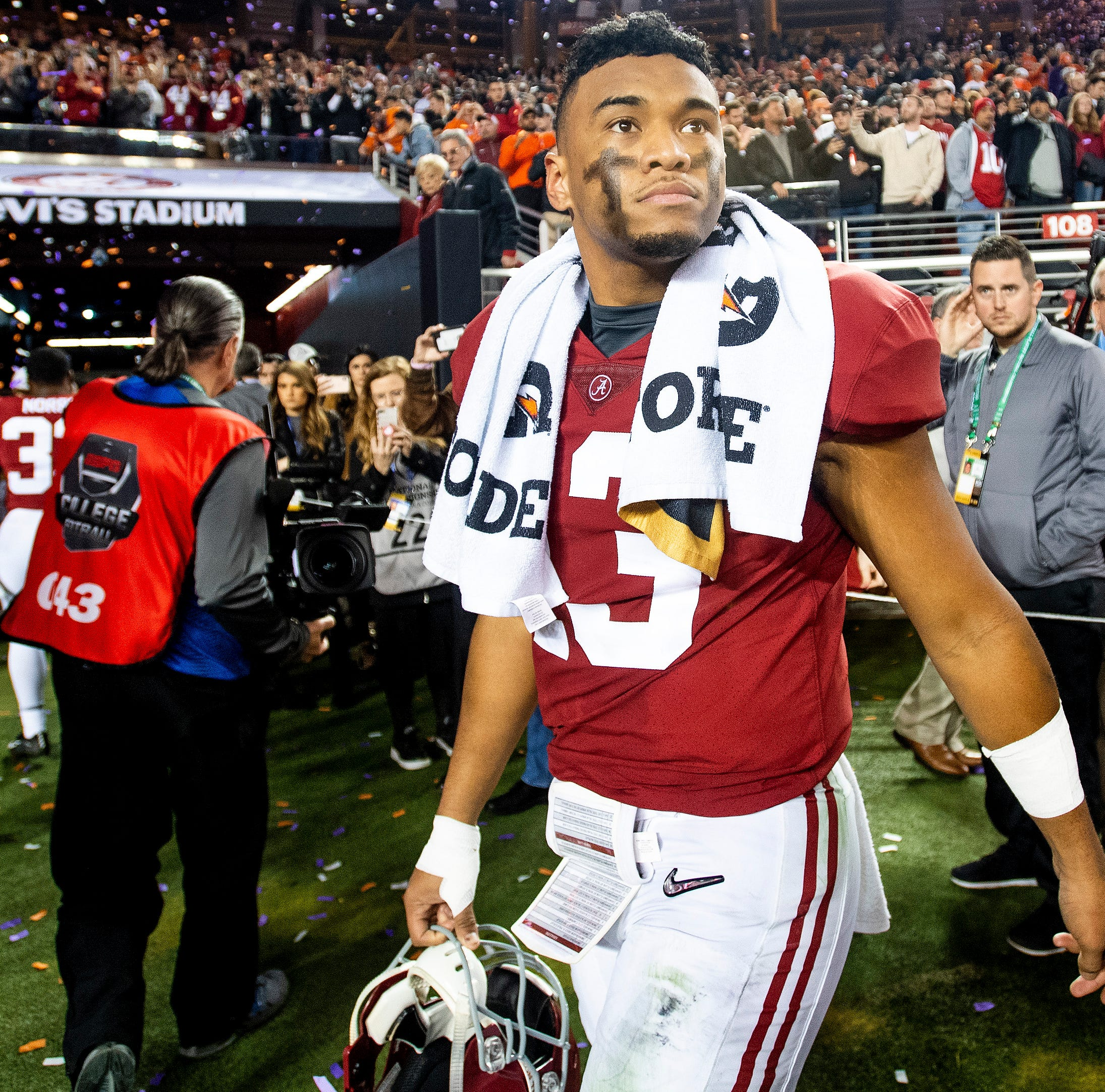 Alabama's 2019 Spring position preview: Tagovailoa highlights Tide's already-settled QB spot