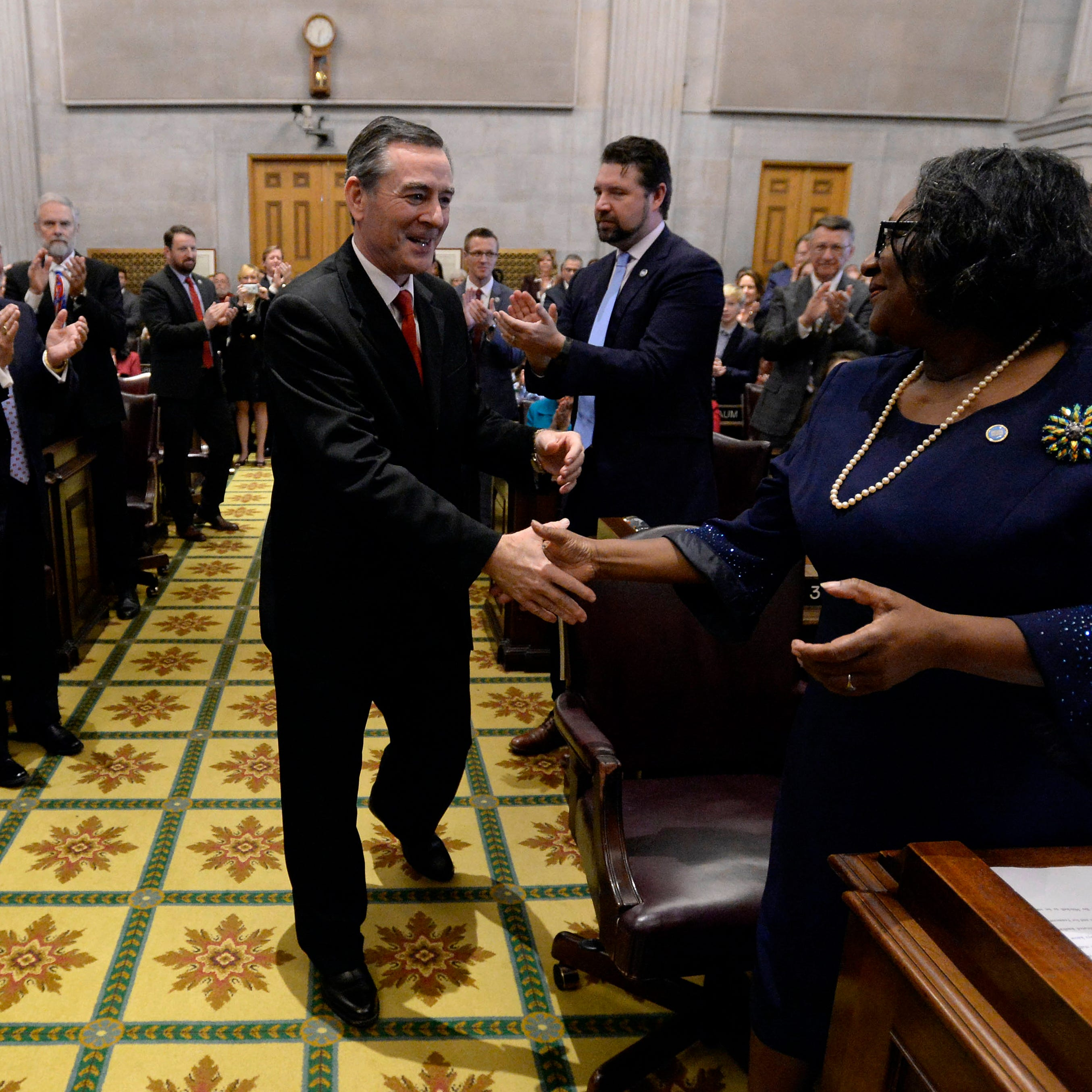 House Republicans are meeting to discuss Speaker Glen Casada. Here's what could happen next.