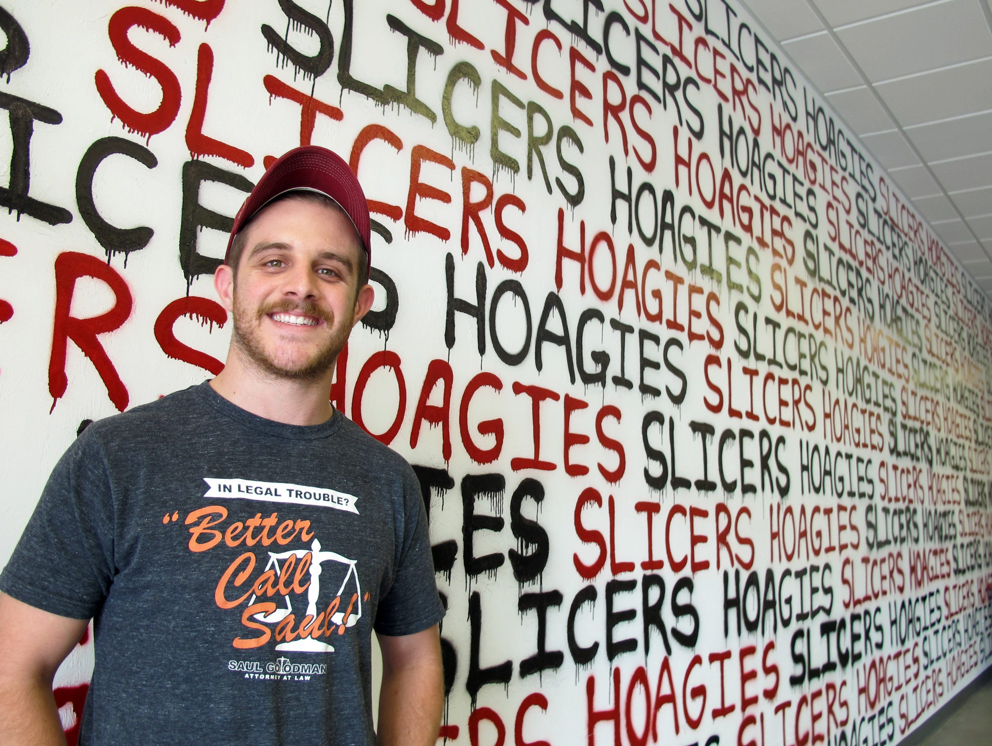 Billy Francis owns and operates Slicers Hoagies, which plans a second location in 2019 in University Village Shops off Ben Hill Griffin Parkway near Florida Gulf Coast University.