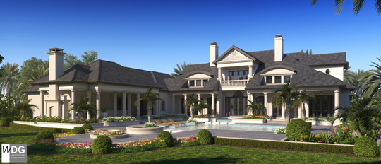 Diamond Custom Homes has announced a new estate construction at 16615 Firenze Way in Talis Park.