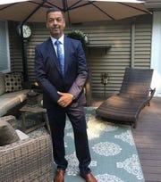 Joe Zisa, the new president of the Wayne branch of UNICO