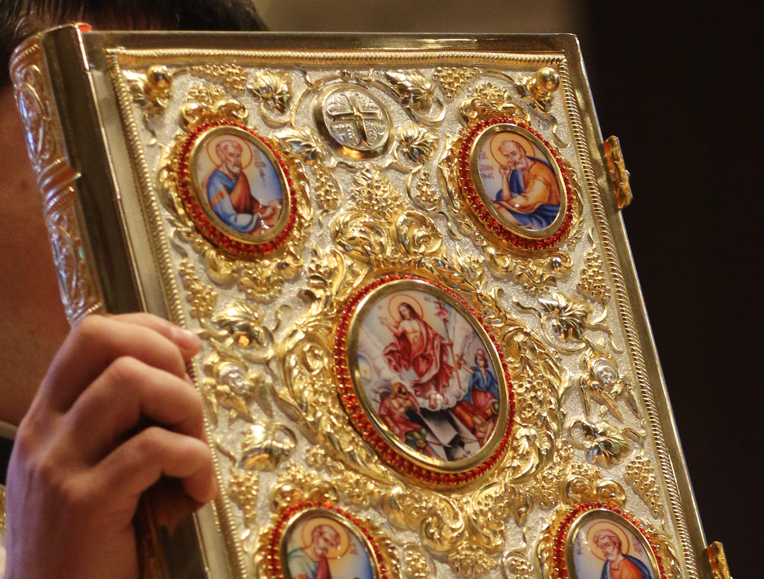 The Christmas Day Divine Liturgy takes place at the Ukrainian Orthodox Holy Ascension Church.  Monday, January 7,  2019