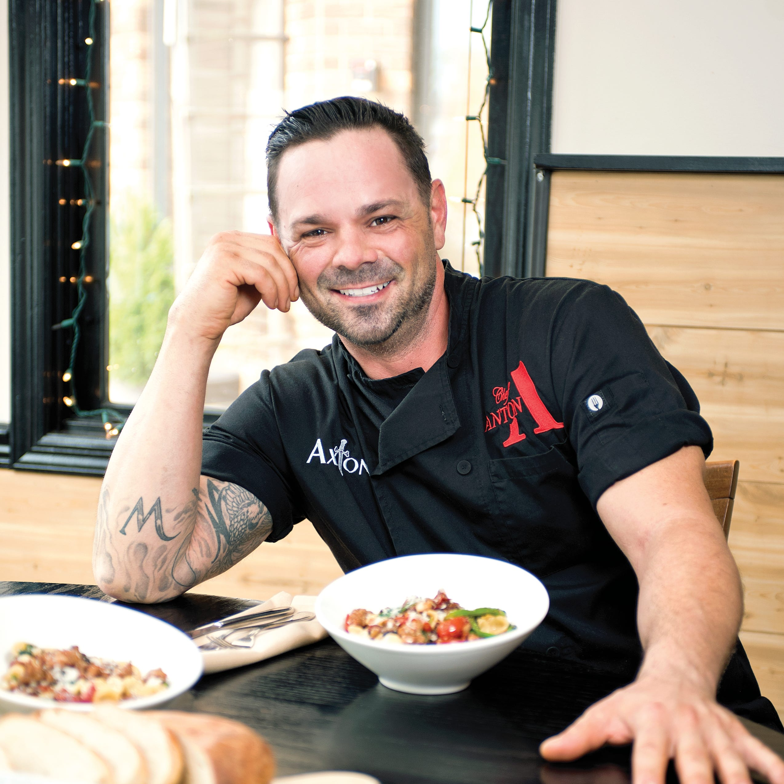 Former 'Chopped' and 'Hell's Kitchen' contestant opens a pizza joint in Pompton Lakes with more to come