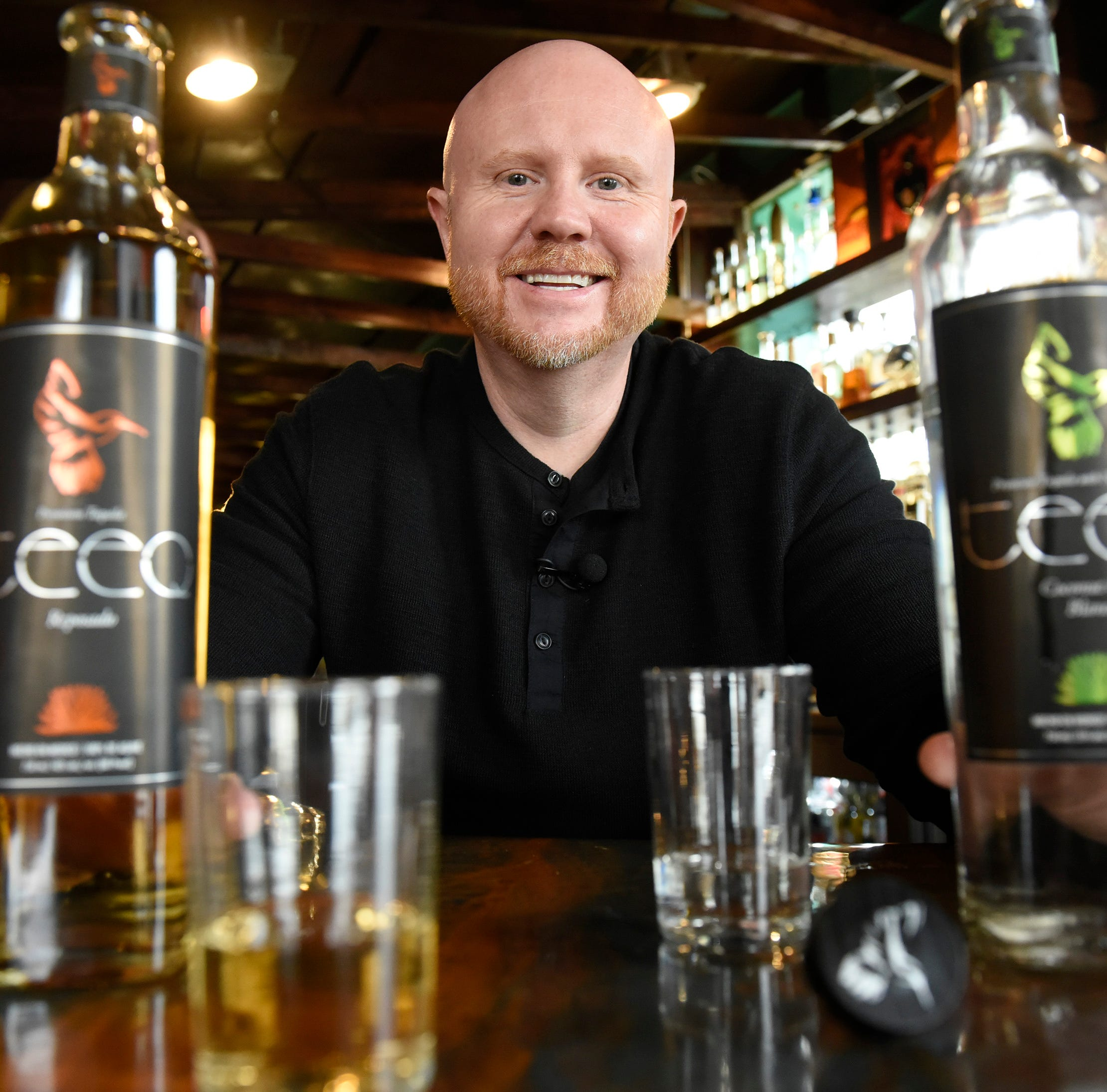 Olé! Canton man launches tequila brand that's hit shelves, bars statewide