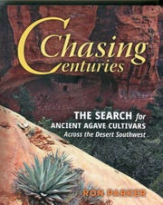 """A stunning cover that reflects its interior photography, """"Chasing Centuries"""" is a must-read for desert native plant or ethnobotany aficionados."""