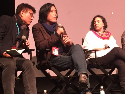 Shoplifters Director On Flo Panel 2019