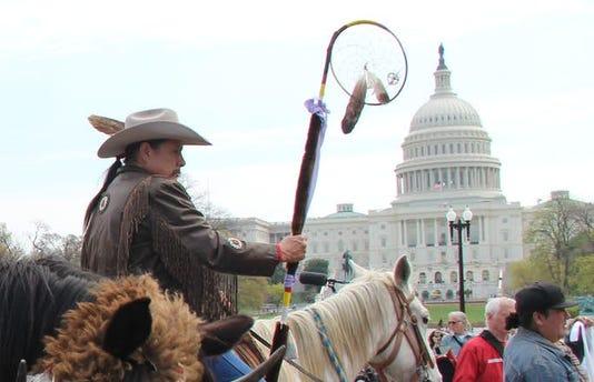 Government shutdown hits tribes