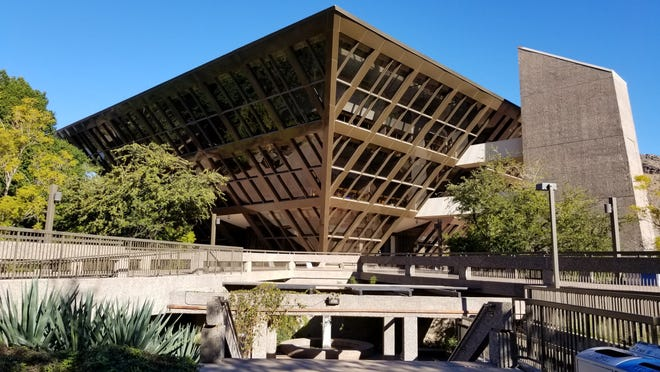 The Tempe Municipal Building will undergo a transformation over the next 10 years.