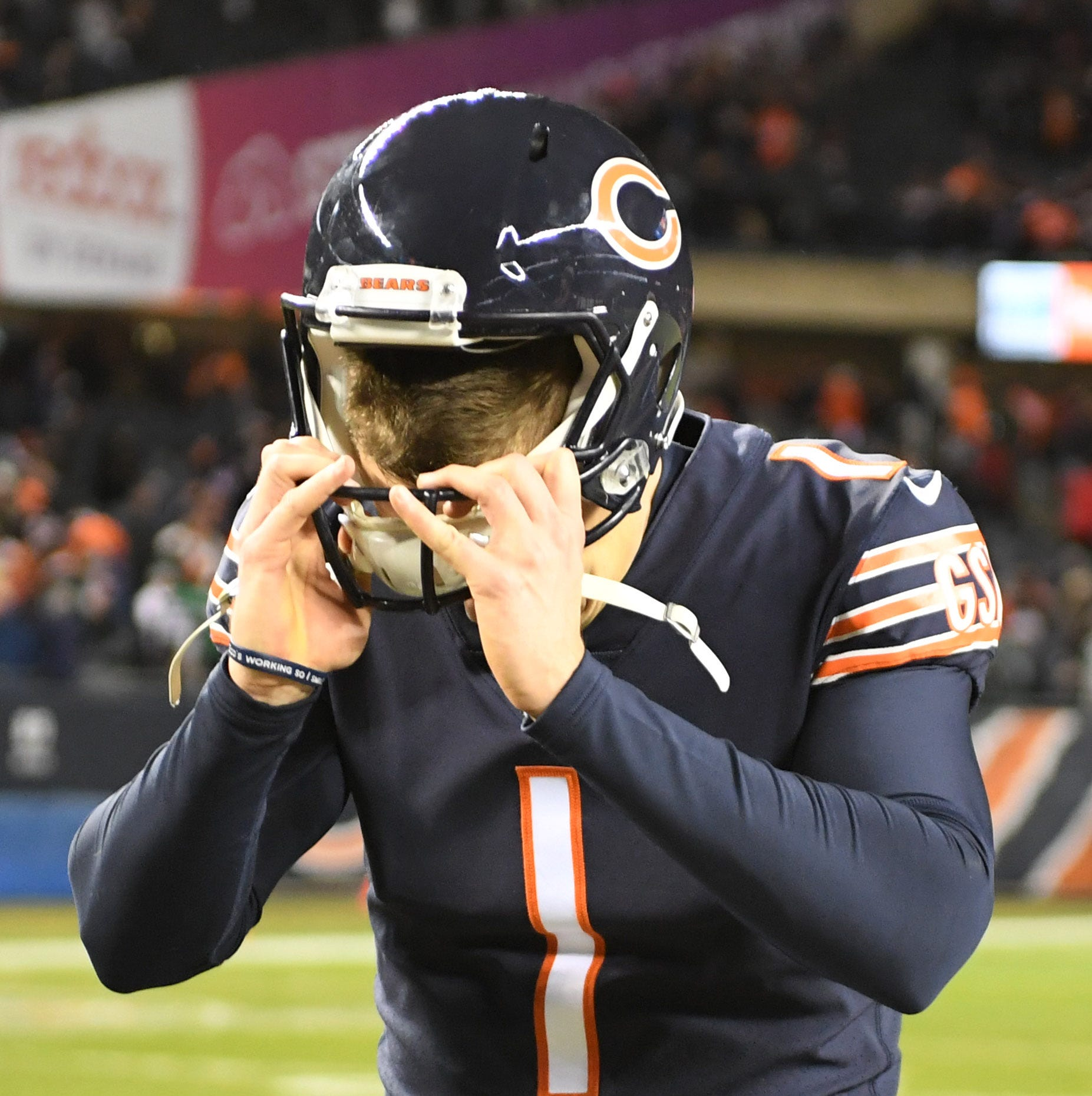 Local kickers weigh in on reaction to Cody Parkey's ill-fated field goal try