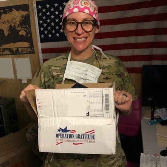 The Times Herald will be collecting items for Operation Gratitude Jan. 14-18. The nonprofit sends care packages to troops and first responders.