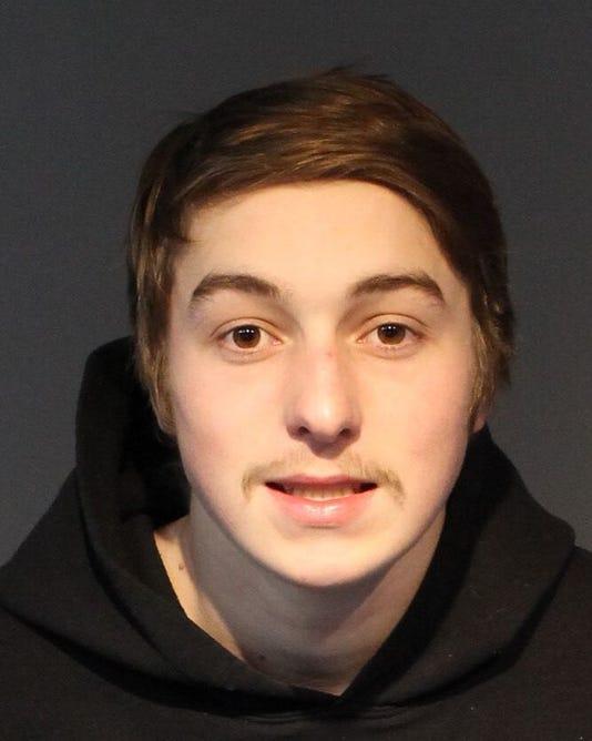 Mug Shot Jacob Furman