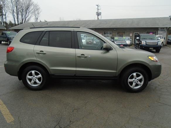 2009 Hyundai Santa Fe example