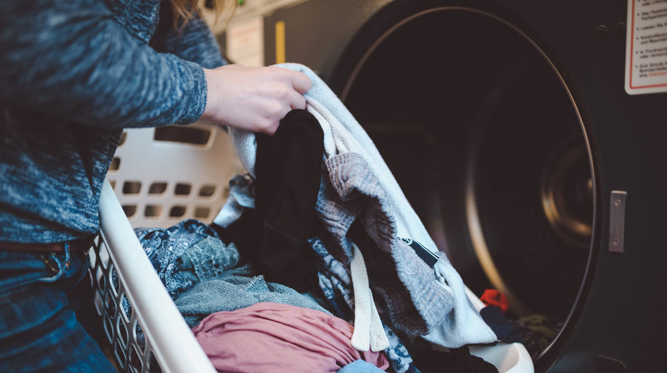 Laundry day doesn't have to add any more noise to your household. Newer appliances are whisper-quiet.