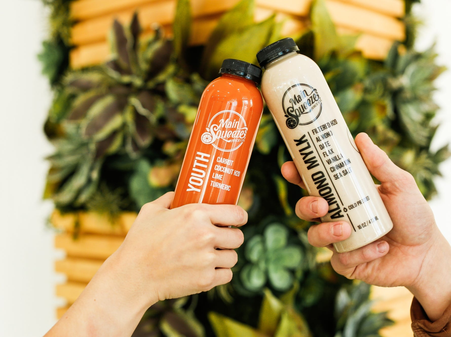 Main Squeeze Juice Co. will open a Bossier City location in March.  The juice and smoothie bar offers a range of products from cold-pressed juices and mylks to acai bowls and more.