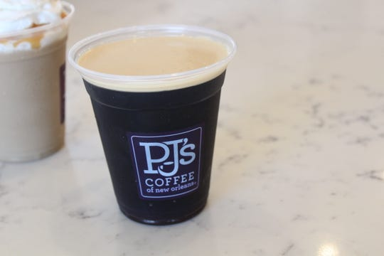 Nitro Coffee available at PJ's Coffee in Bossier City.