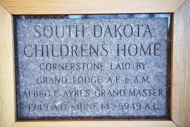 Children's Home Society announces Tuesday, Jan. 8, philanthropist T. Denny Sanford donated $55 million to the shelter in Sioux Falls.