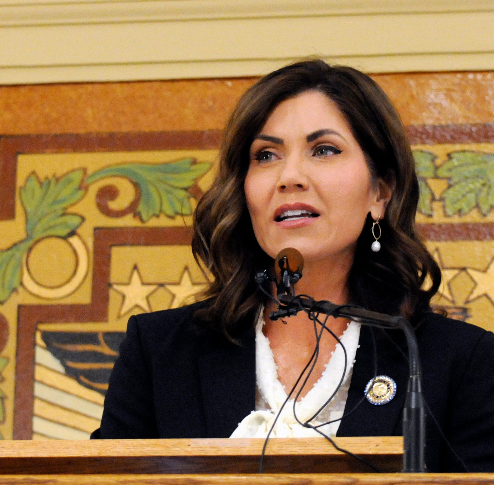 Gov. Kristi Noem vetoes her pheasant habitat fund legislation