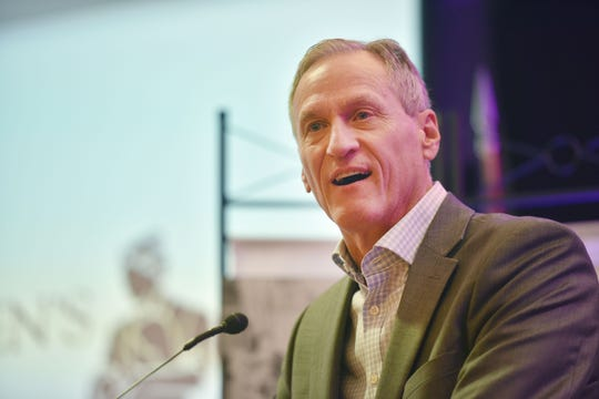 Former governor Dennis Daugaard was a supporter of Initiated Measure 24 and donated money to the cause.