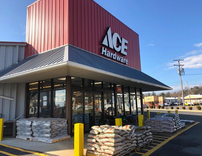 Ace Hardware store in Verona was recently acquired by Rockingham Cooperative.