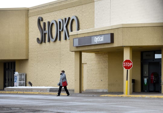 Shopko East has closed the pharmacy inside the store shown Tuesday, Jan. 8, at 501 U.S. Highway 10 SE.