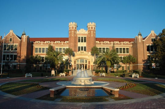 File photo of the Westcott Building at FSU.