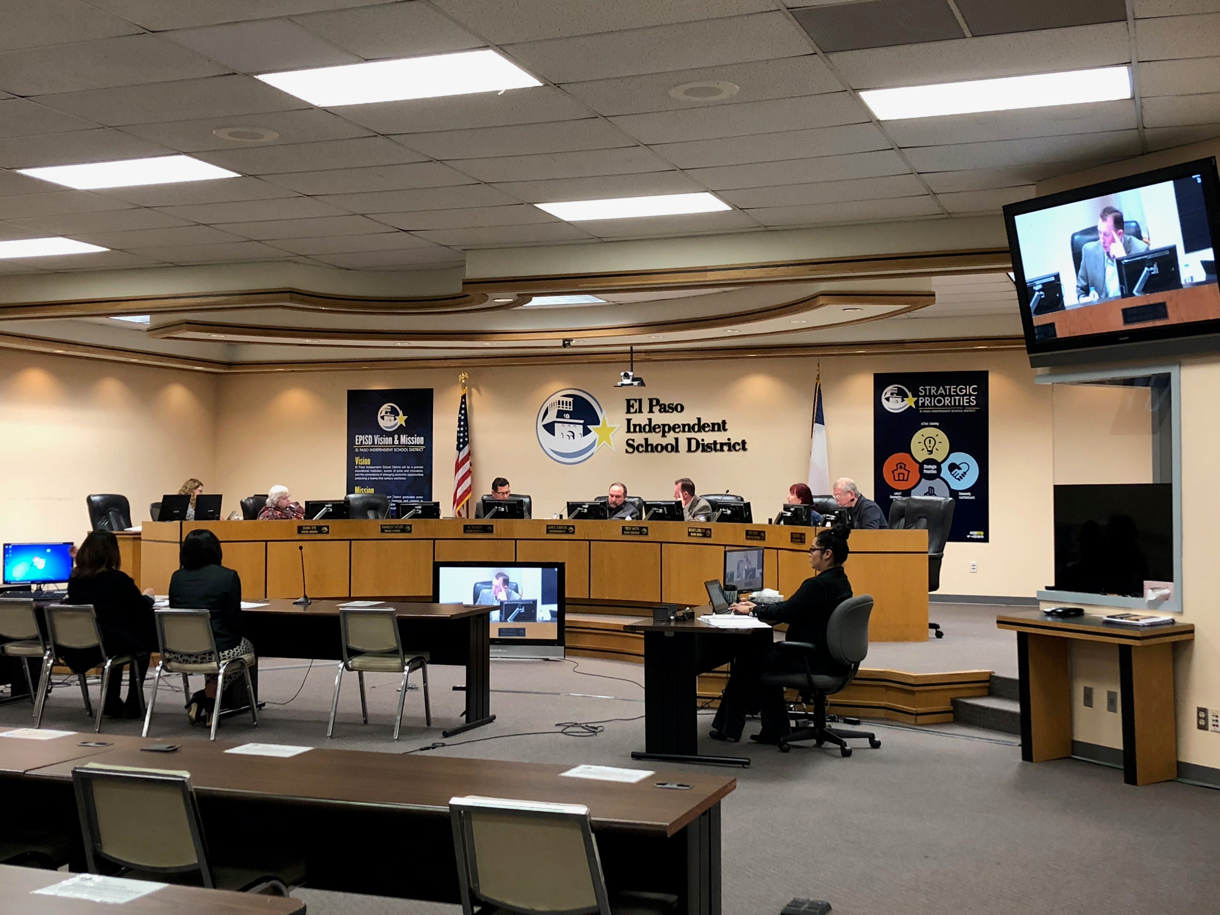 Newcomers vs. Incumbents: Here's who is running for EPISD board | El Paso Times
