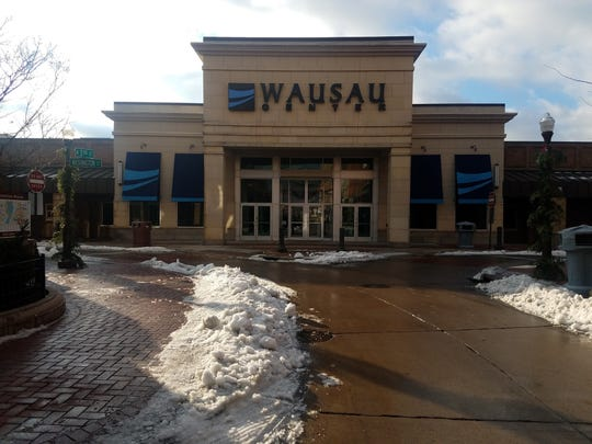 The Wausau Center Mall downtown on Jan. 8, 2019.