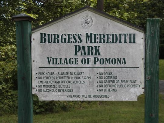 Actor Burgess Meredith owned an estate in Ramapo that officials are considering selling