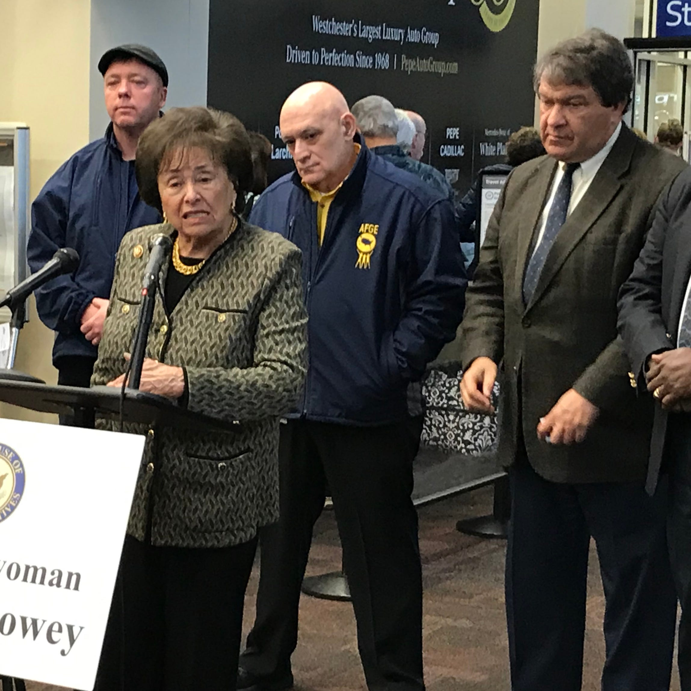 Nita Lowey: House Democrats want to end Trump shutdown and negotiate smart border security