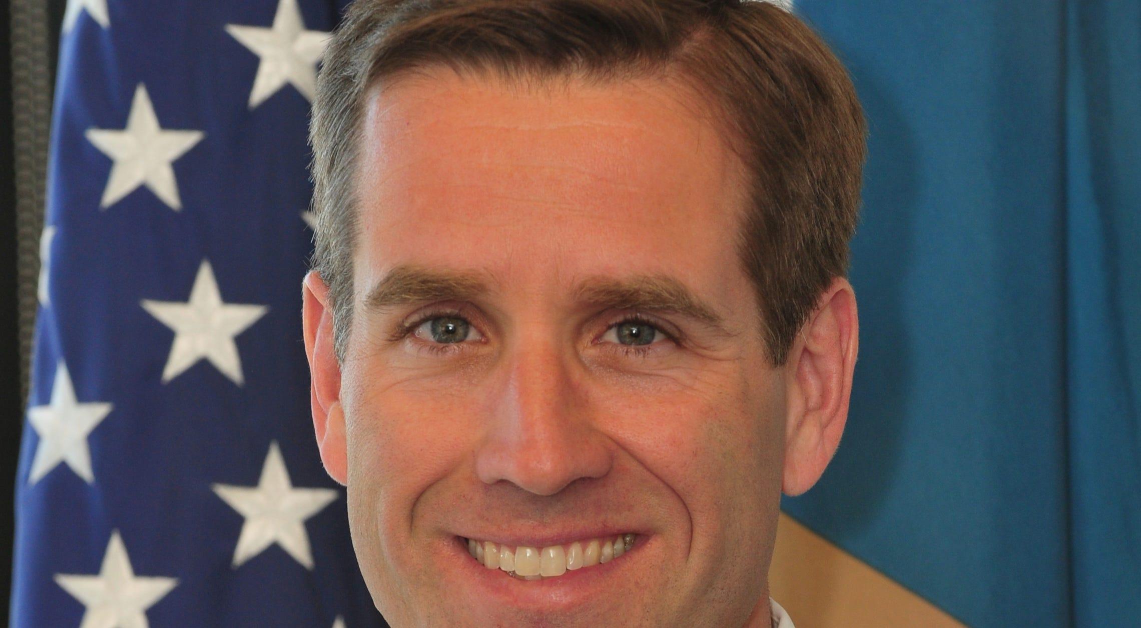 Former Delaware Attorney General Beau Biden