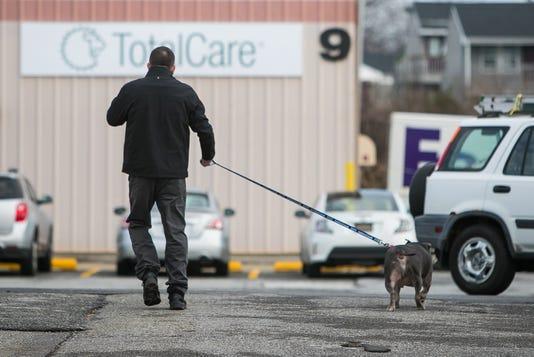 News Homeless Dog Owner