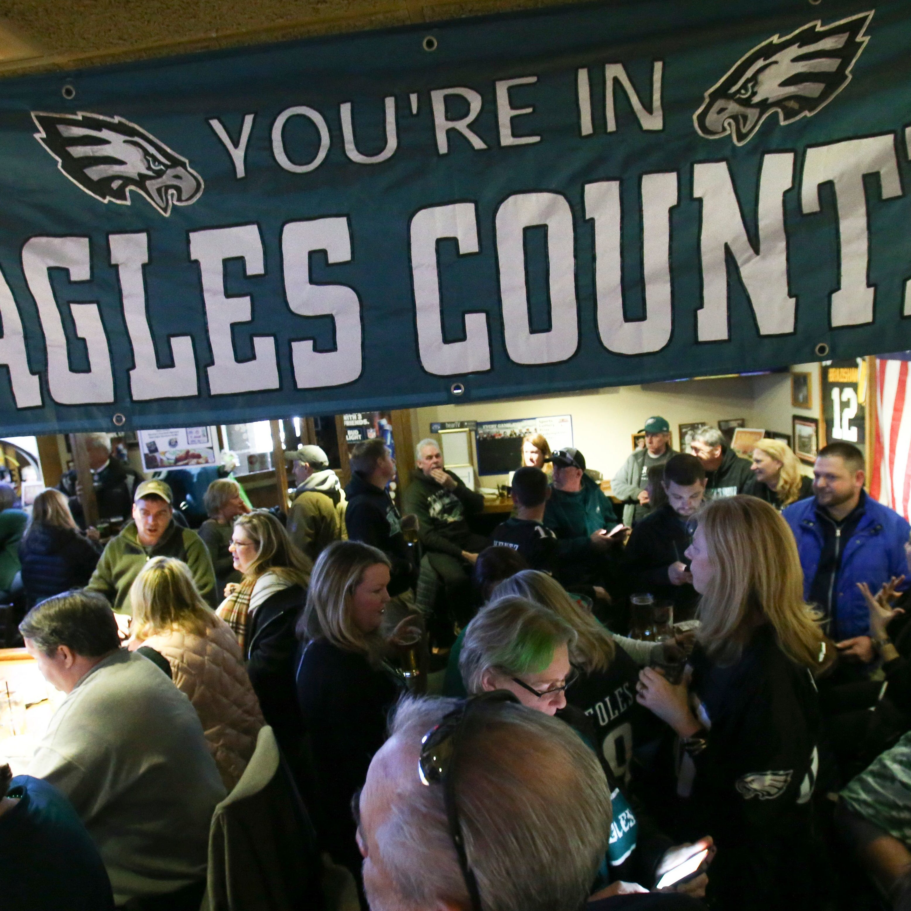 What Delaware bars have best food and drink specials for Eagles game? We found out.