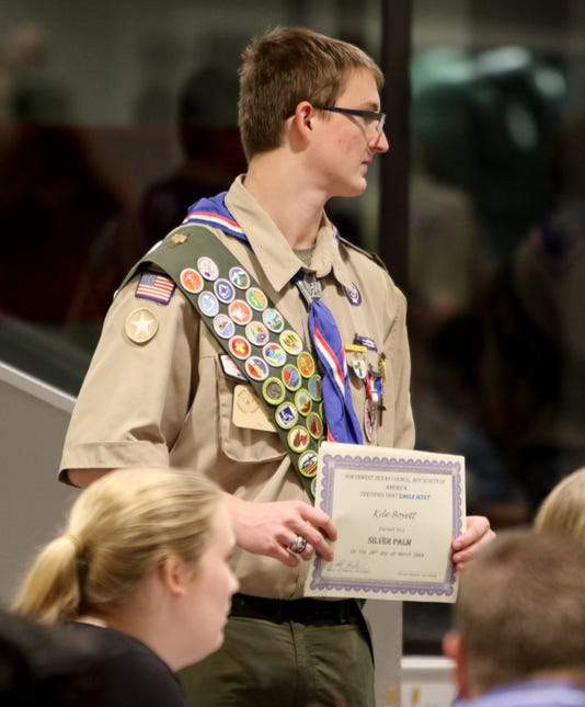 Eagle Scouts Northwest Texas Council