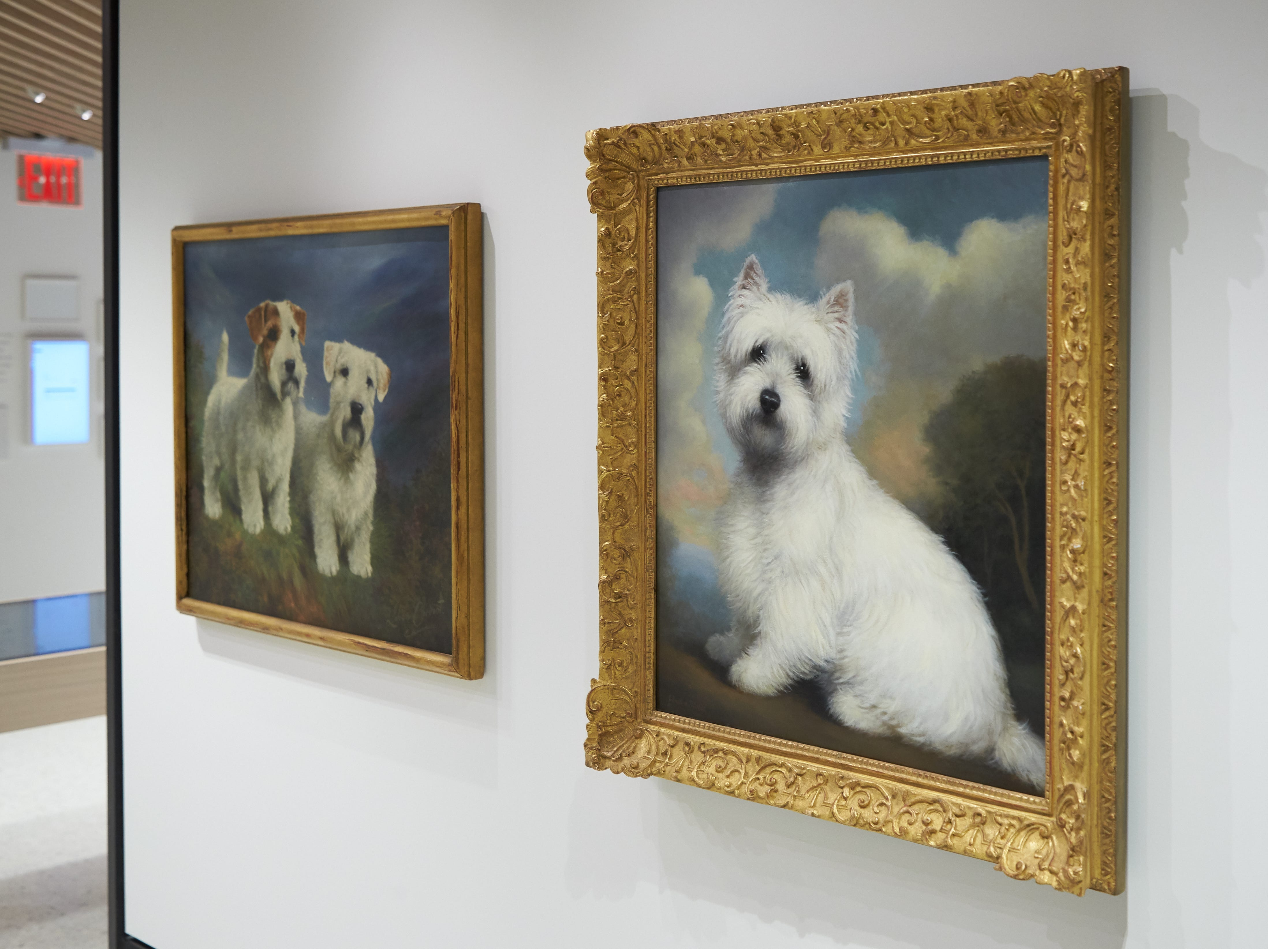The new Museum of the Dog will house art from artists such as Edwin Landseer, Maud Earl, Arthur Wardle and many more.