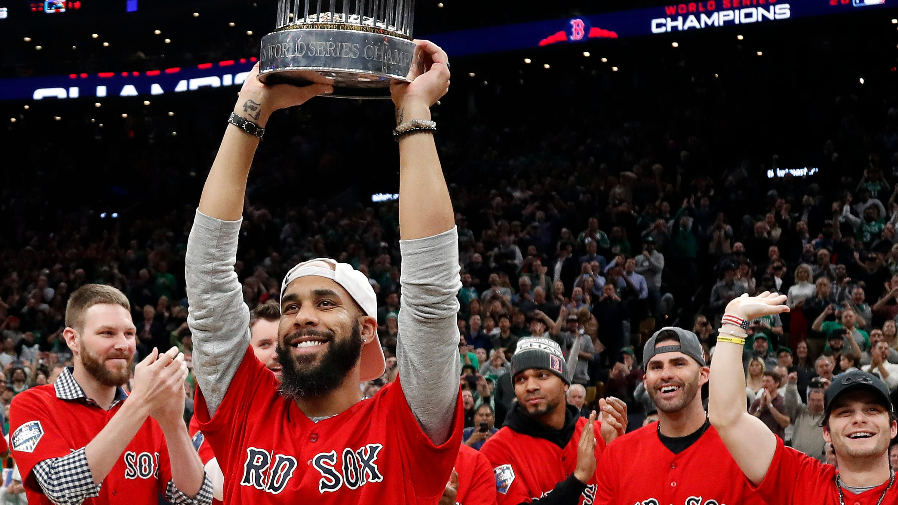 Red Sox: 2018 World Series champions face historically