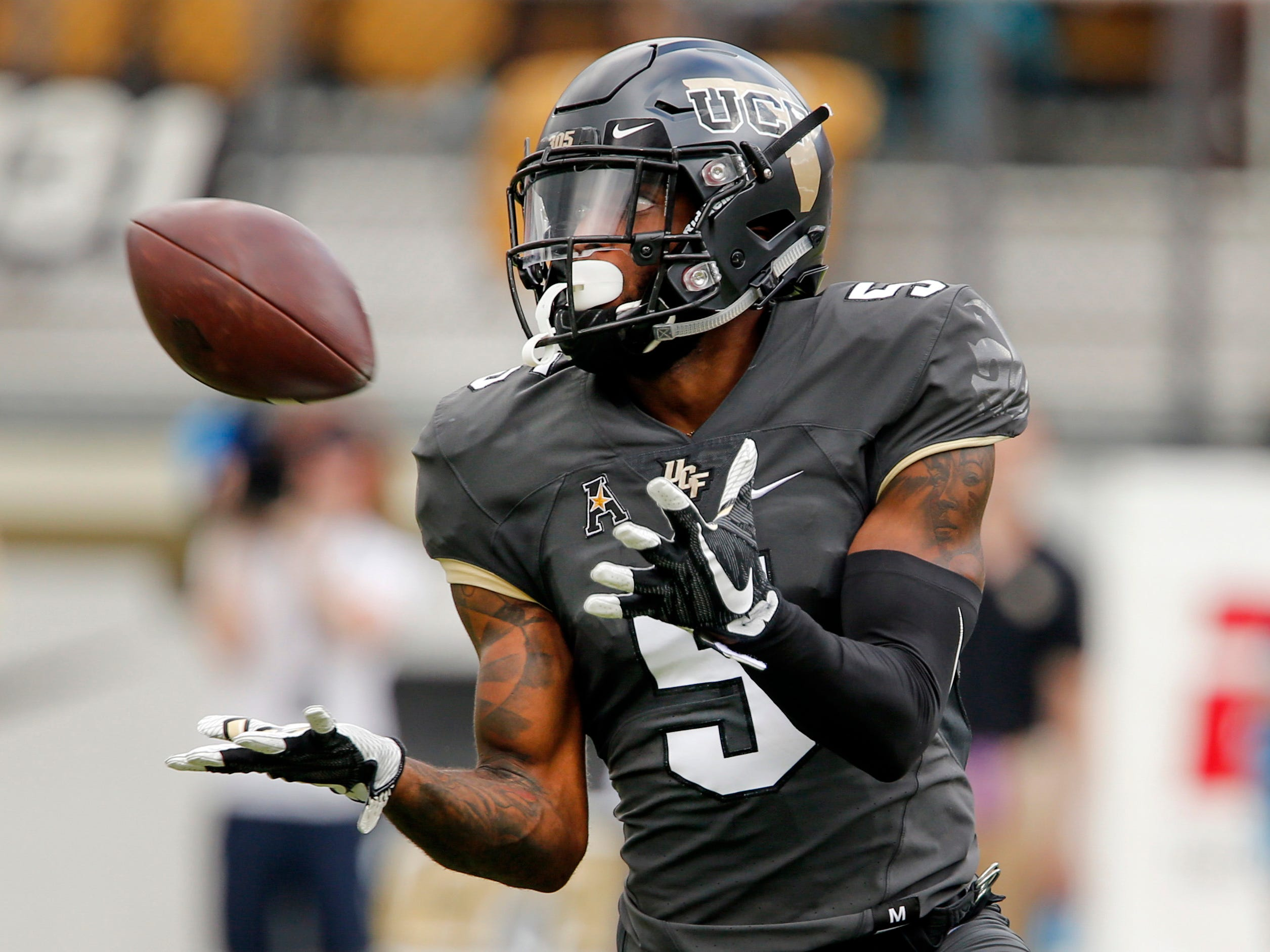 Dredrick Snelson, WR, Central Florida
