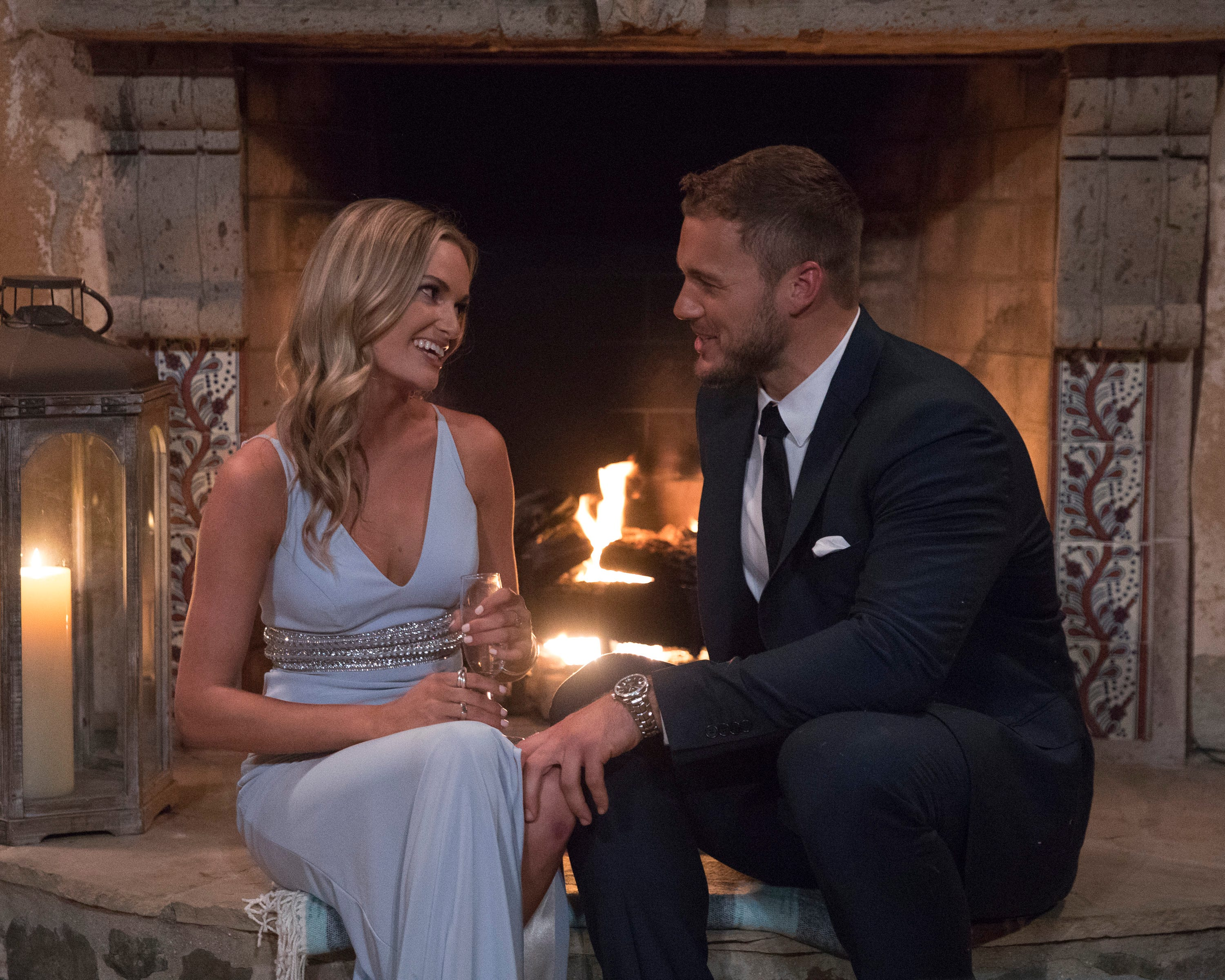Recap: 'The Bachelor' really wants you to know Colton Underwood's a virgin; 7 ladies ousted
