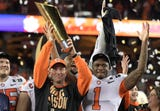 SportsPulse: From Levi's Stadium, our college football insiders breakdown Clemson's demolishment of Alabama and if the title game was a passing of the baton from one dynasty to another.