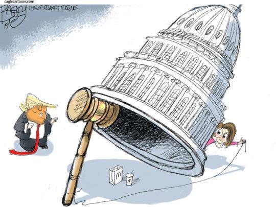 Trump trap