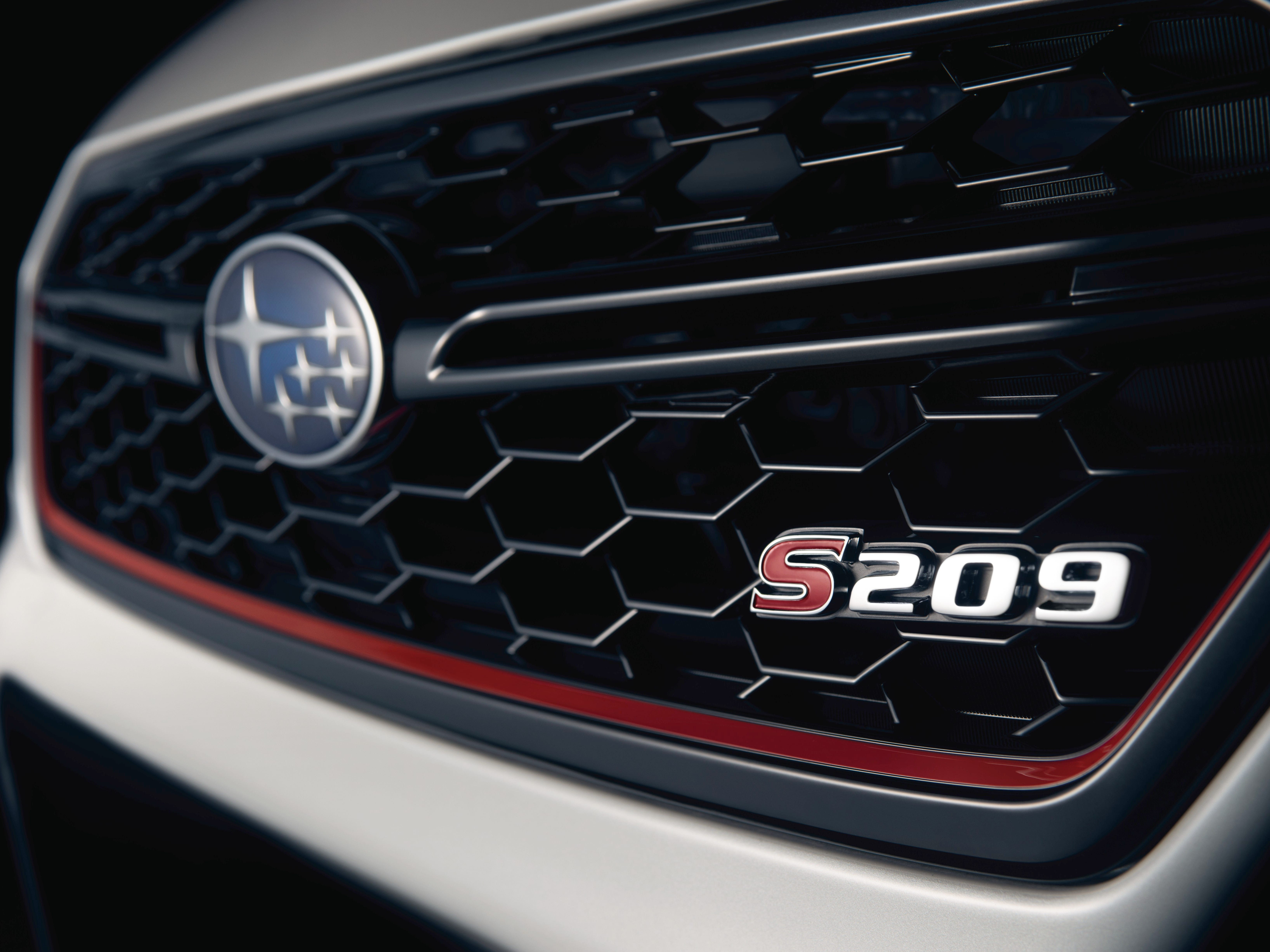 The Subaru Tecnica International to Debut the STI S209 at 2019 North American International Auto Show.