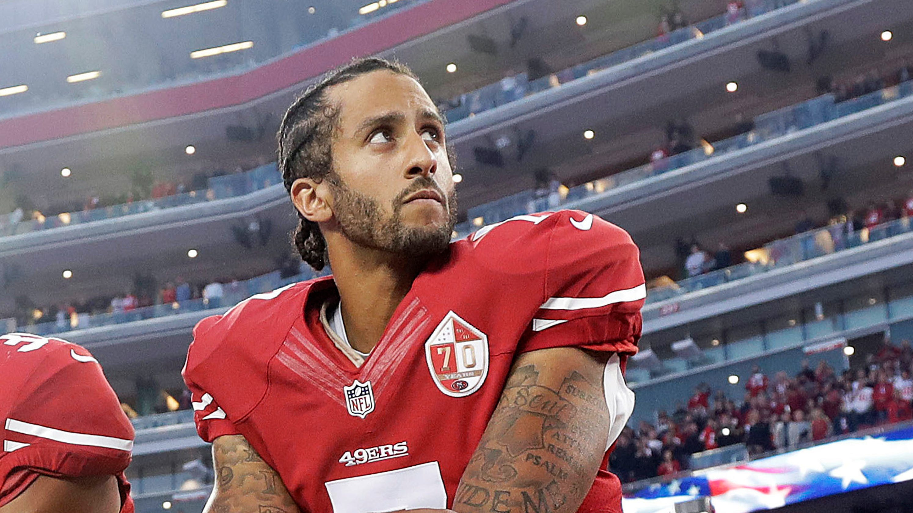 Gubernatorial candidate: I was wrong to call Kaepernick 'horse's ass' over NFL protest